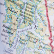 Map of Alaska — Stock Photo #10796463