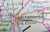 Sacramento, California — Stock Photo