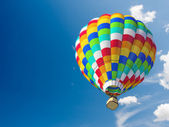 Hot air ballon — Stockfoto