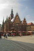 City Hall in Wroclaw — Stock Photo