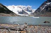 Cerro torre, argentina — Foto de Stock