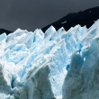 Stock Photo: Glacier Ice