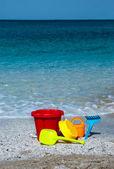 Beach toys — Stock Photo