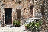 Idyllic italian corner - Tuscany — Stock Photo