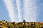 Sky at morning — Stock Photo
