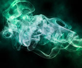 Smoke Abstract Background — Foto de Stock