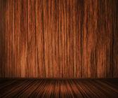 Dřevěné interiérové pozadí — Stock fotografie