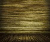Walnut Wooden Interior Background — Stock Photo