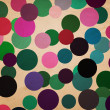 Retro Dots Background Illustration — Stock Photo #10922848