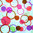 Red Dots Background — Stock Photo #11197657