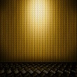 Meta Goldenl Interior Background — Stock Photo