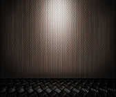 Dot Metal Interior Background — Stock Photo