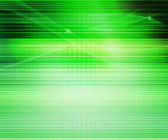 Green Abstract Lines Background — Stock Photo