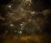 棕色洞穴背景 — 图库照片