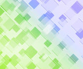 Green Squares Background — Stock Photo