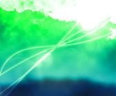 Grüner natur abstrakt hintergrundtextur — Stockfoto