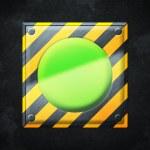 Green Button — Stock Photo #12178176