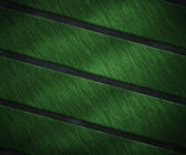 Green Metal Strips Texture — Stock Photo