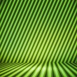 Stock Photo: Green Striped Background Show Room