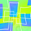 Art Green Abstract Background — Stock Photo