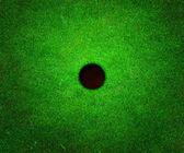 Golf Hole Background — Stock Photo