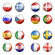 Stock Photo: Euro cup 2012 groups