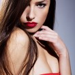 Passion in red — Stock Photo #11928846