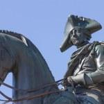 Frederick II (the Great) — Stok fotoğraf #10772511