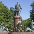 Royalty-Free Stock Photo: Otto von Bismarck monument