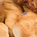 хлеб, булочки — Стоковое фото