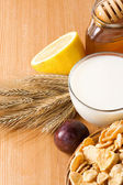 Image of healthy food — Stock Photo