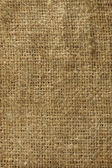 Background of burlap hessian sacking — Stock Photo