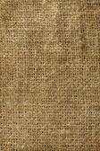Background of burlap hessian sacking — Stock Photo
