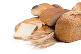 Set of bakery products — Stock Photo