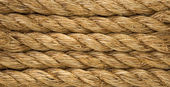 Ship ropes as backgroun — Stock Photo