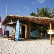 Beach hut — Foto de stock #11453387