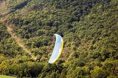 Para glider — Stock Photo