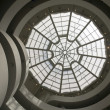 Stock Photo: Solomon R. Guggenheim Museum Interior