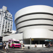Stock Photo: Solomon R. Guggenheim Museum