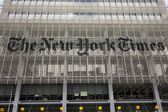 Die new york times — Stockfoto