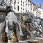 La Fontaine Bartholdi — Stock Photo #12147489