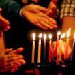 Jewish Holidays Hanukkah — Stock Photo #10779412