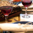 Stock Photo: Passover Seder Dinner Celebrations