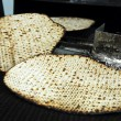 Glat Kosher Matzah Factory — Stock Photo