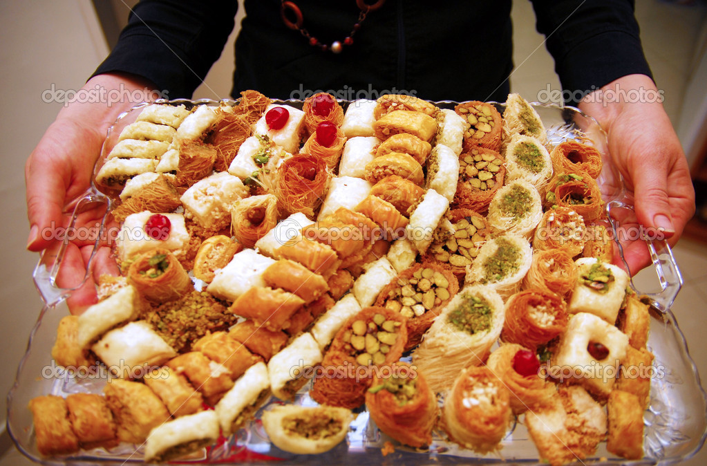 Mimouna Celebrations in Israel — Stock Photo © lucidwaters ...
