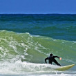Sea Sport - Wave Surfing — Stock Photo #10799984