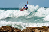 Sea Sport - Wave Surfing — Stockfoto