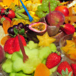 Food and Cuisine - Fruit — Stock Photo