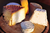 Food and Cuisine - Cheese — Stock Photo