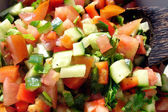 Food and Cuisine - Salads — Stock Photo